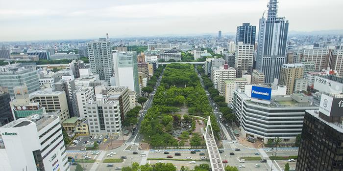 名古屋市のWiMAXの速度比較