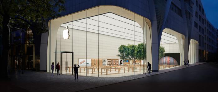 Apple Storeで購入
