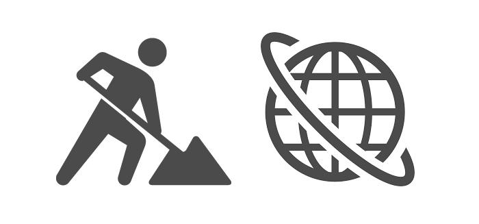 インターネットの開通工事の流れ