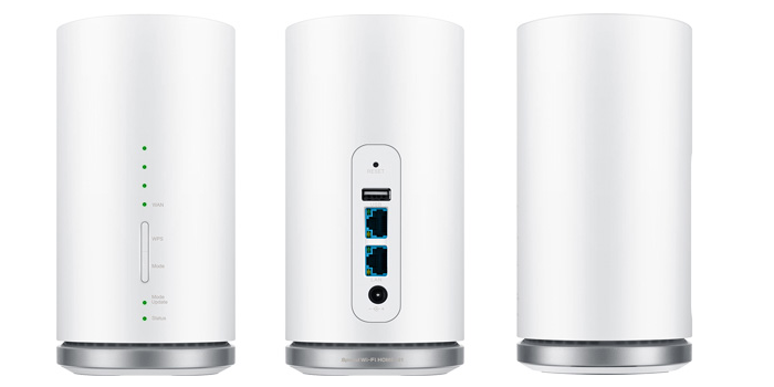 Speed Wi-Fi HOME L01って?