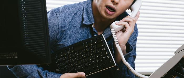 NTTの固定電話から変更するデメリット