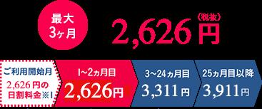 BroadWiMAXが100円引